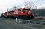 SOO 6050 and 6055 Eastbound